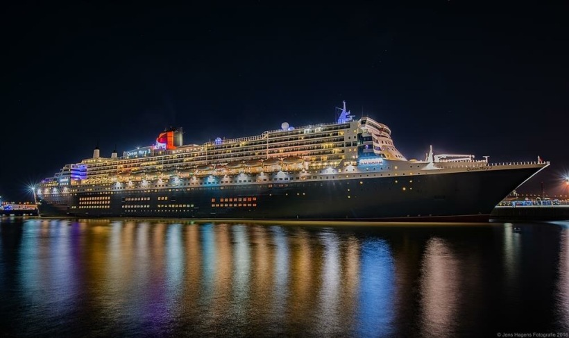 queen mary 2 project management